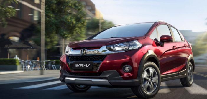 Argentina: Honda lanza el WR-V con precios desde $670 mil
