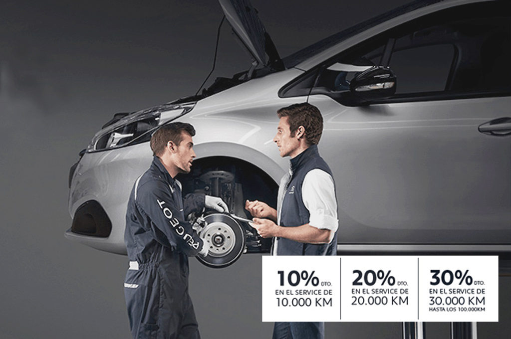 Peugeot Posventa Verano 2019