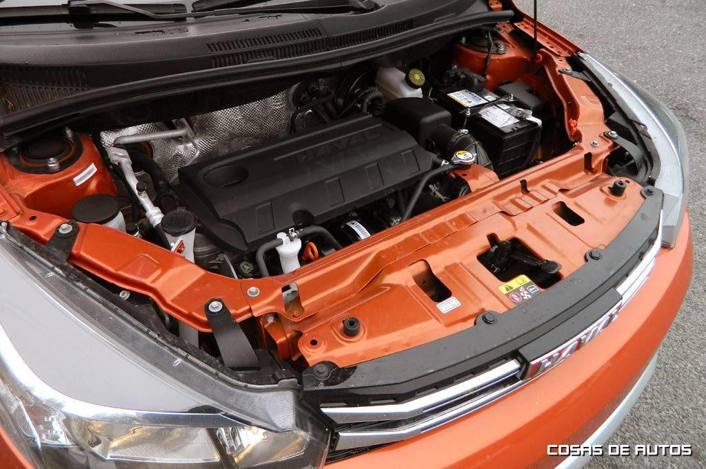 Test Haval H1 - Foto: Cosas de Autos