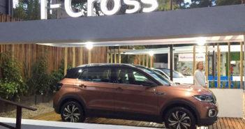 VW T-Cross en Cariló