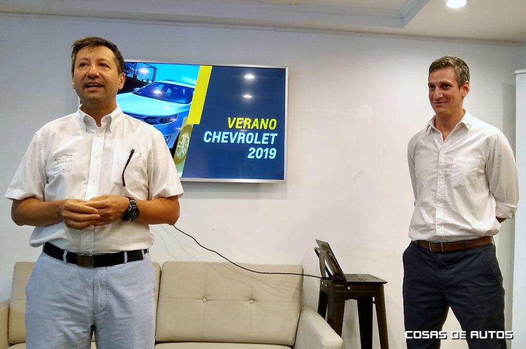 Chevrolet en Cariló 2019
