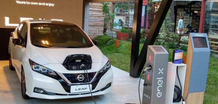 Argentina: Nissan inicia la pre-venta del Leaf, el auto eléctrico más vendido del mundo