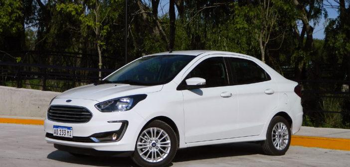 #Test: Cosas de Autos probó el Nuevo Ka+ AT