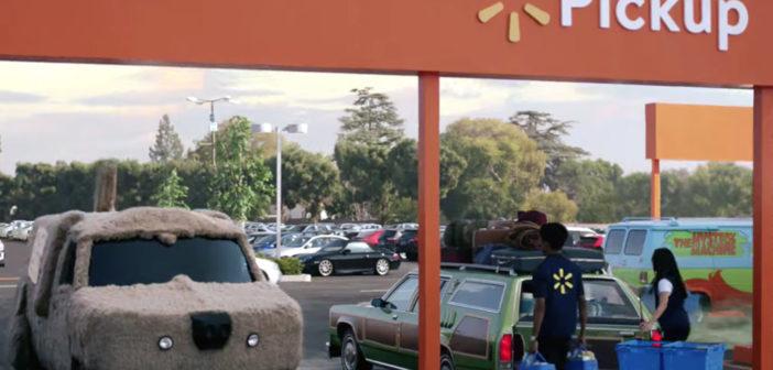 #Publicidad: los autos famosos también van al supermercado
