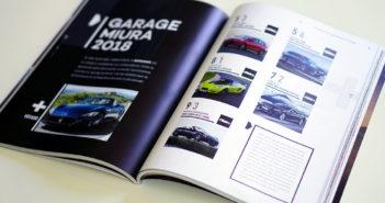 Garage Miura 2018