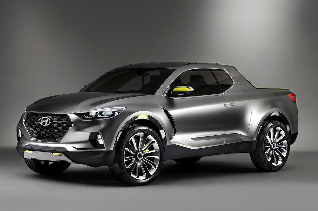 Hyundai Santa Cruz Concept car