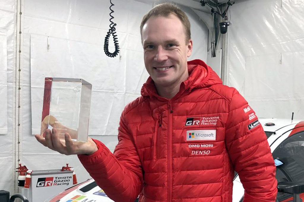 Jari-Matti Latvala WRC record