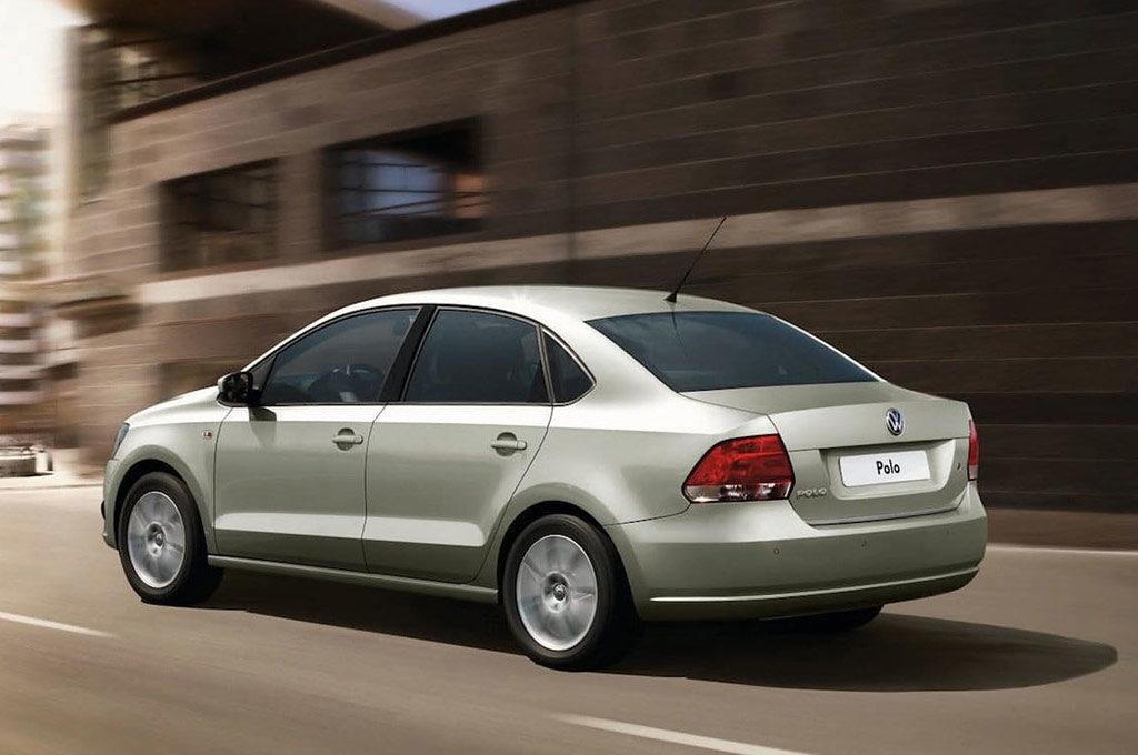 VW Polo - India
