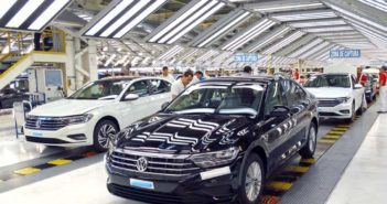 VW Vento hecho en México