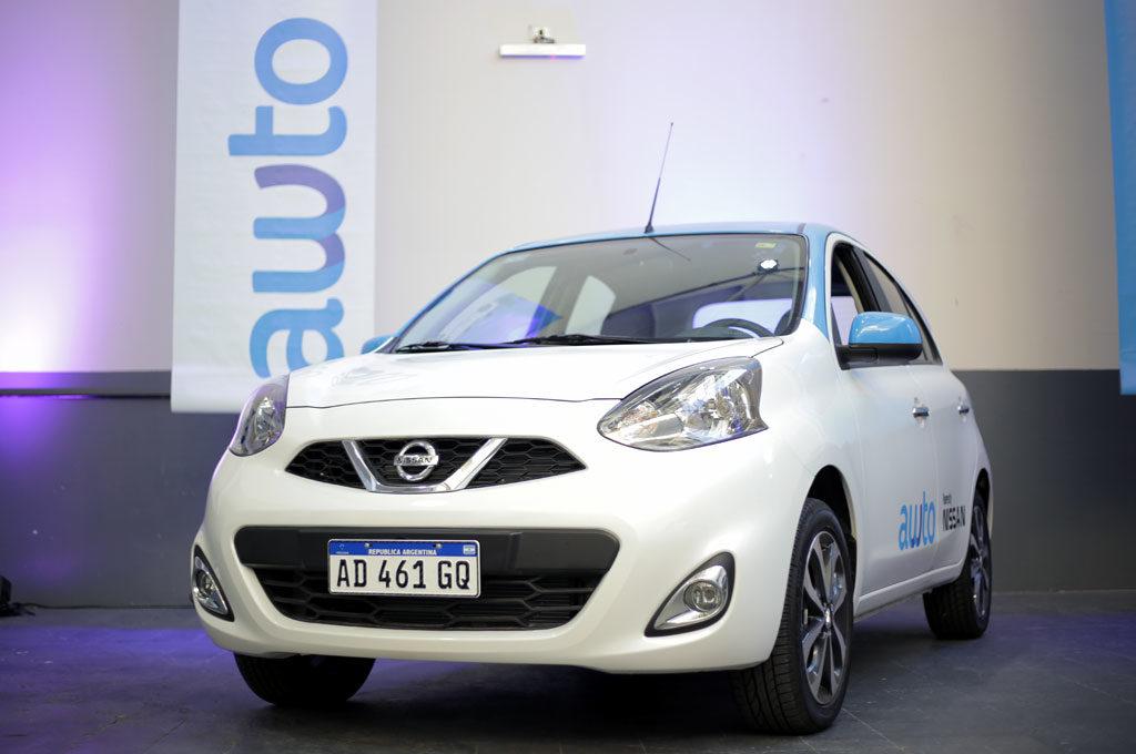 Awto Argentina - lanzamiento de la mano de Nissan