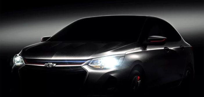 Chevrolet empezó a develar el Nuevo Prisma