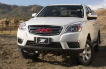 pick-up JAC T6