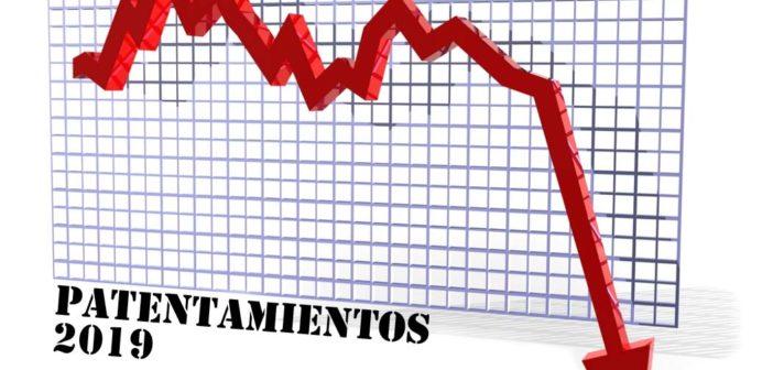 """#Patentamientos 2019: las marcas corrigen sus estimaciones """"a la baja"""""""