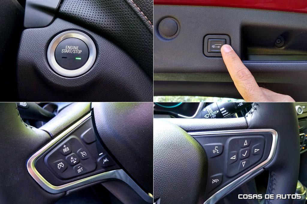 Test Chevrolet Equinox - Foto: Cosas de Autos