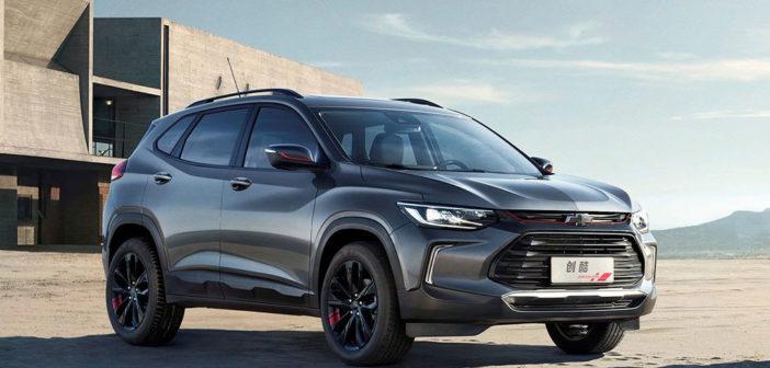 Así es la Nueva Chevrolet Tracker que llegará a la Argentina