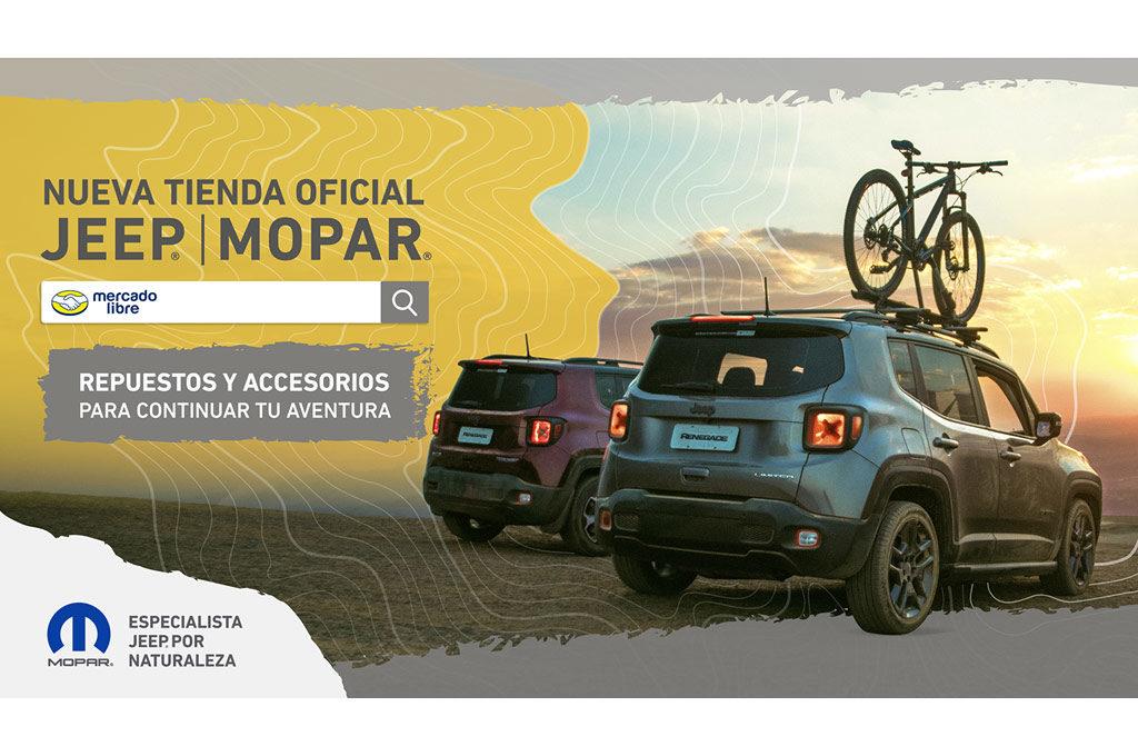 Jeep Mopar Mercado Libre