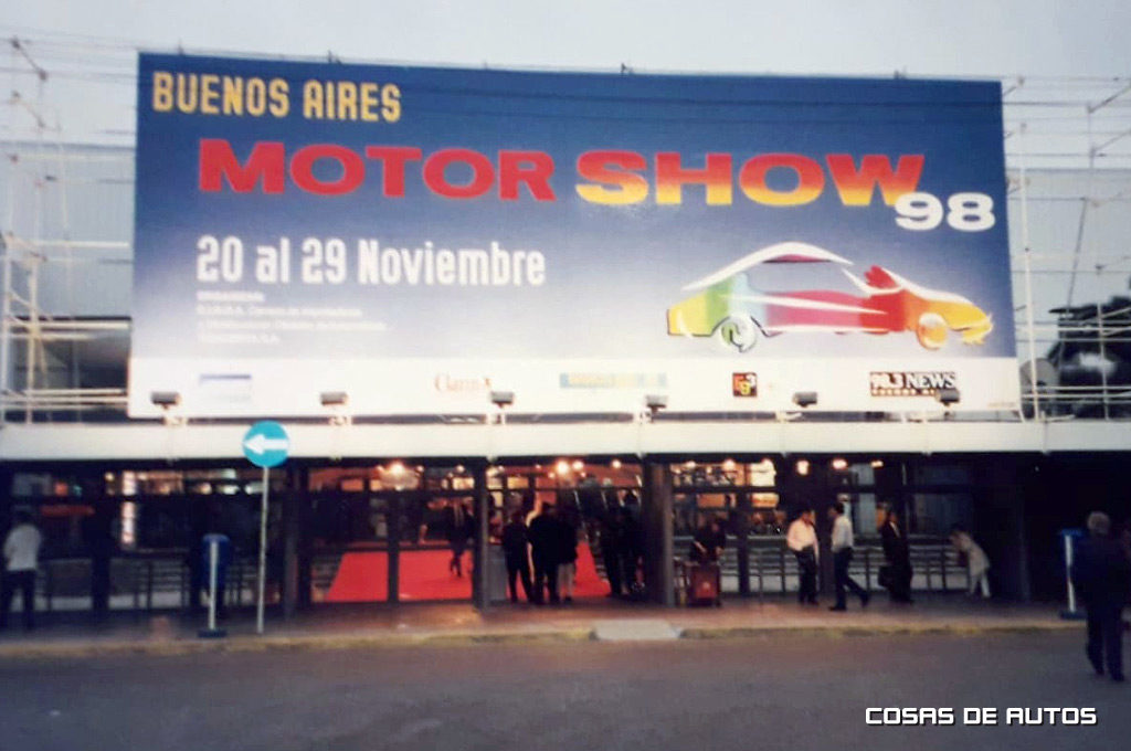 Motor Show Buenos Aires 1998