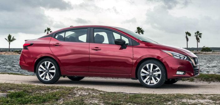Ya no es el Patito feo: así es el Nuevo Nissan Versa