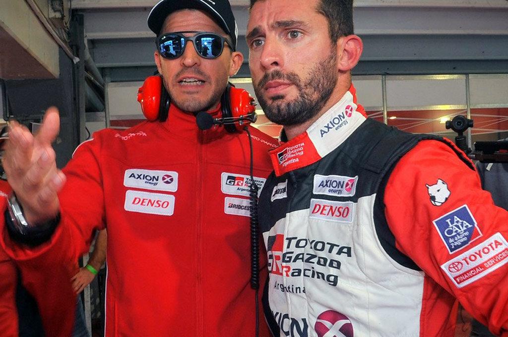 Matías Rossi y Pechito López