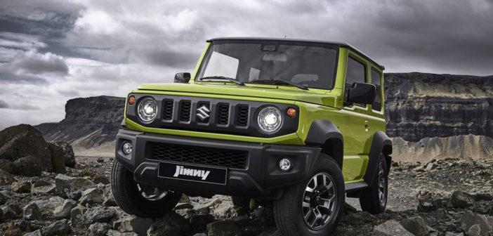Argentina: el Suzuki New Jimny ya tiene precio de lanzamiento