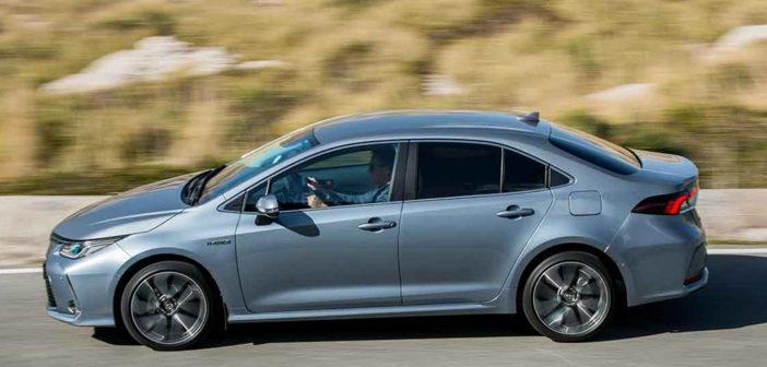 El Nuevo Corolla híbrido se fabricará en Brasil y llega a la Argentina en 2020