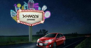 Yaris Experience