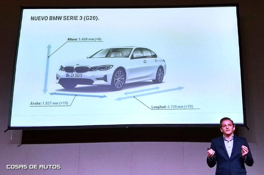 Leandro Larregina, gerente de Ventas de BMW Group Argentina