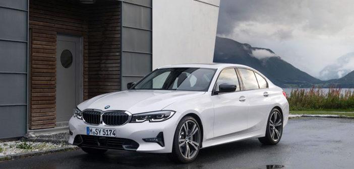 Argentina: BMW lanzó la séptima generación del Serie 3 en versión 330i SportLine a u$s 65.900