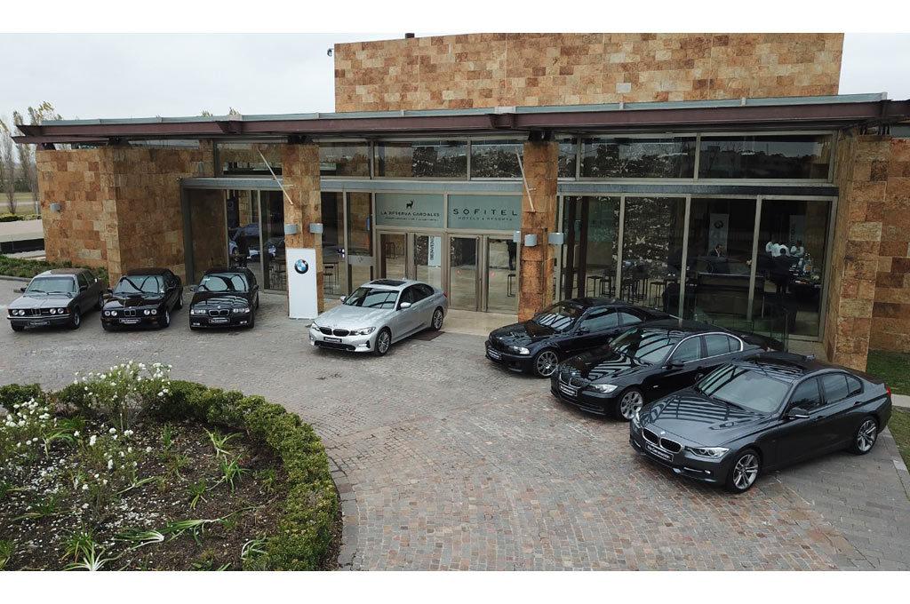 BMW Serie 3 + siete generaciones