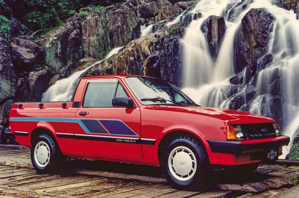 Chevy 500 1983
