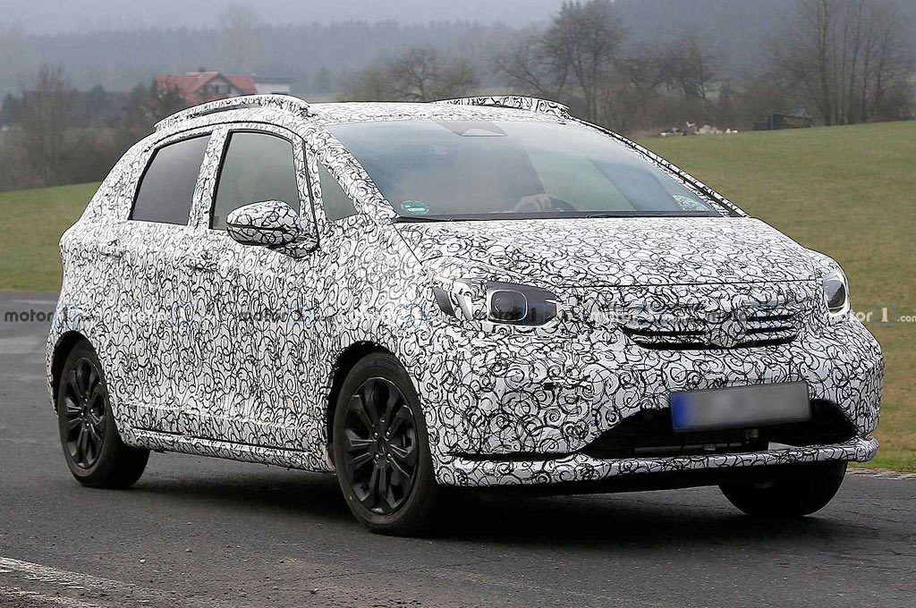 Nuevo Honda Fit 2020 - Europa