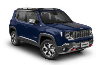 Jeep Renegade Trailhawk MY 2019