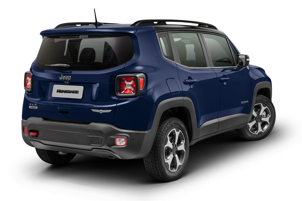 Jeep Renegade Trailhawk MY 2019