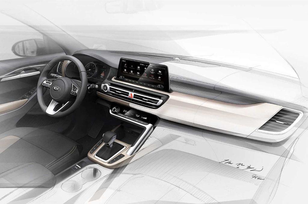 Teaser del Nuevo SUV compacto de Kia