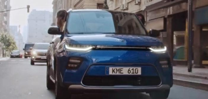 Así es el comercial del Kia Soul EV para Europa y que se filmó en Buenos Aires