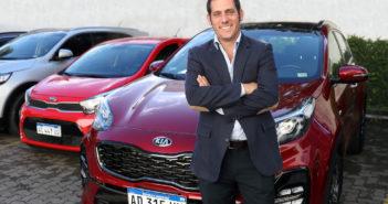 Luciano Ferrari - KIA Argentina