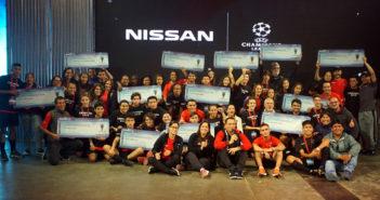 Nissan UEFA ganadores final 2019