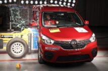 Renault Kangoo - Test de Latin NCAP