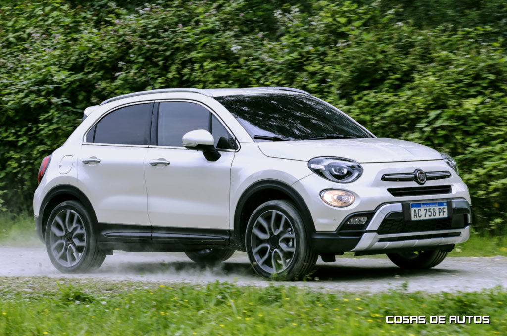 Test Fiat 500X Cross