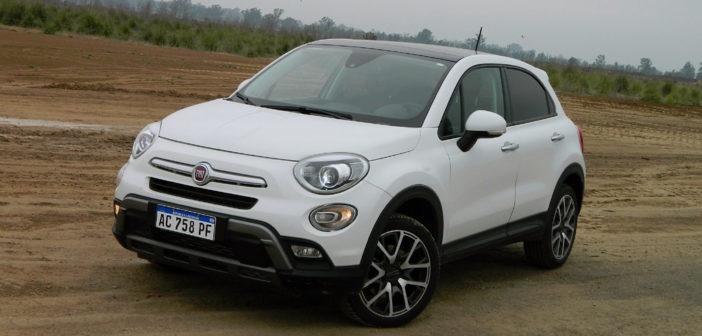 #Test: Cosas de Autos probó el Fiat 500X Cross