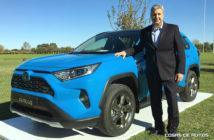 Toyota RAV4 Hybrid - Juan Pablo Grano