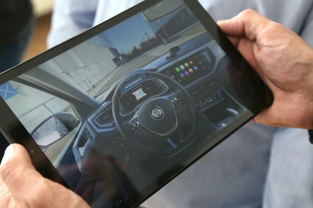 Volkswagen Digital Dealer Experience