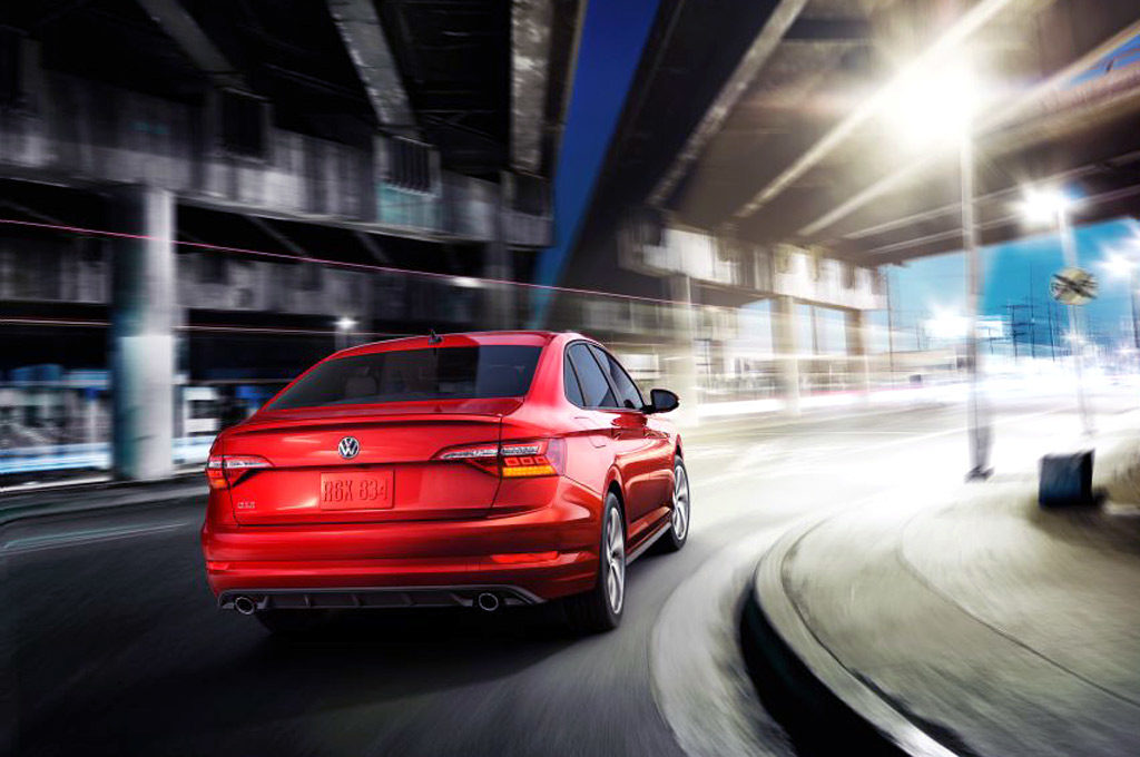 Nuevo VW Vento GLI