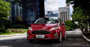 Ford Fiesta MY 2018