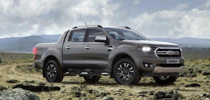 Argentina: Ford presentó la Nueva Ranger con cambios mecánicos, estéticos y más tecnología