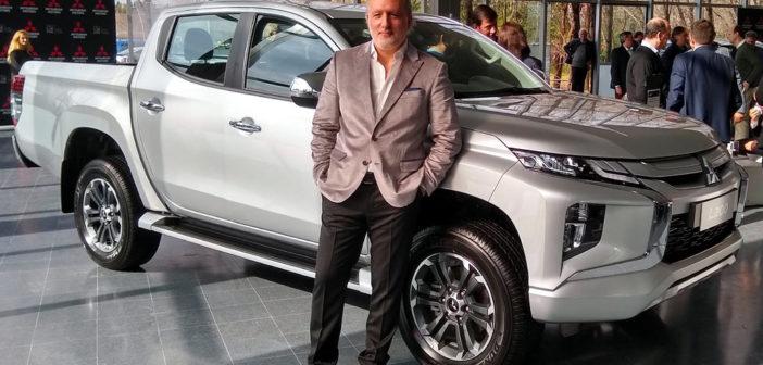 Juan Deverill de Grupo Car One: «El objetivo de Mitsubishi en Argentina no es vender diez camionetas»