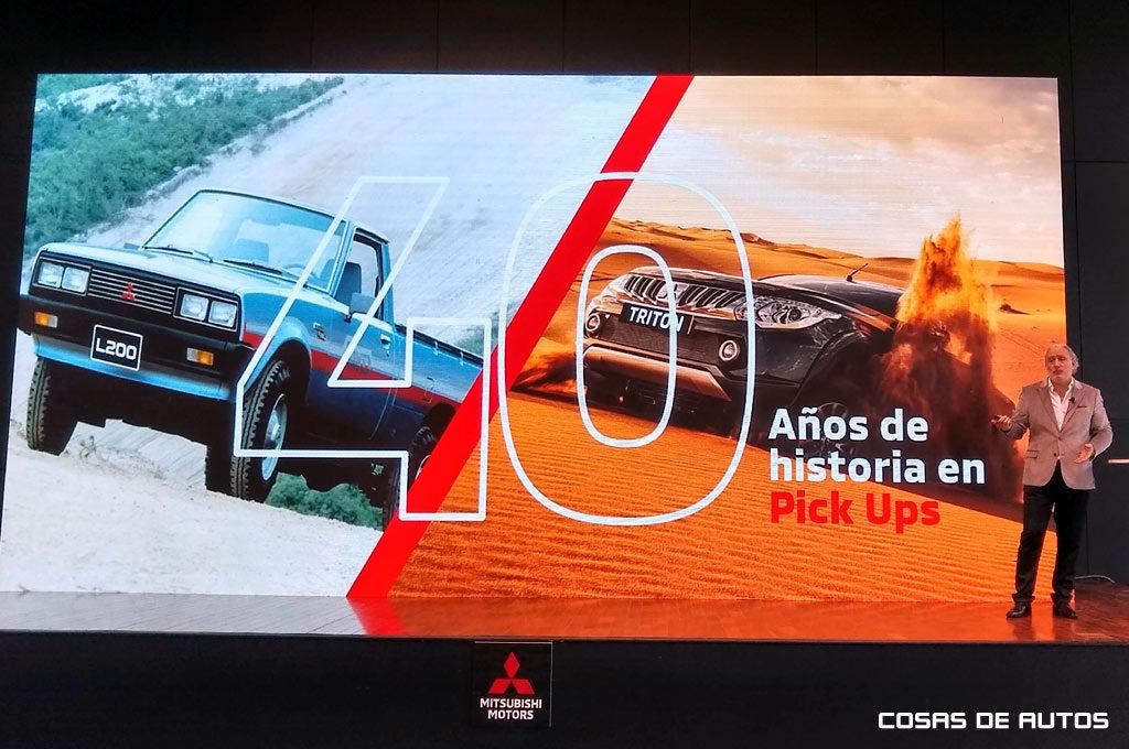 Juan Deverill - Mitsubishi Argentina