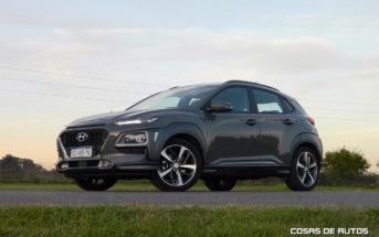 Test Hyundai Kona - Foto: Cosas de Autos