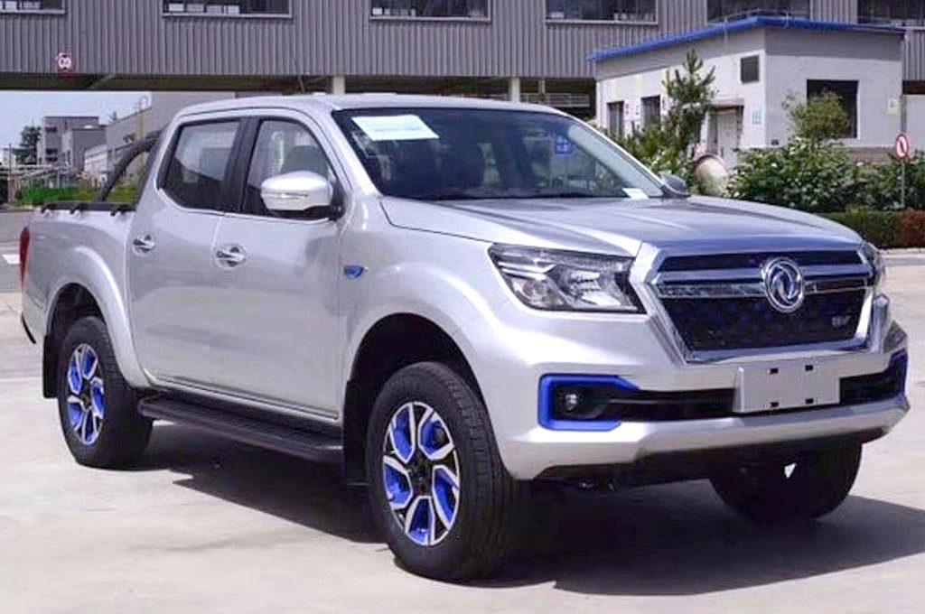 Nissan Dongfeng EV