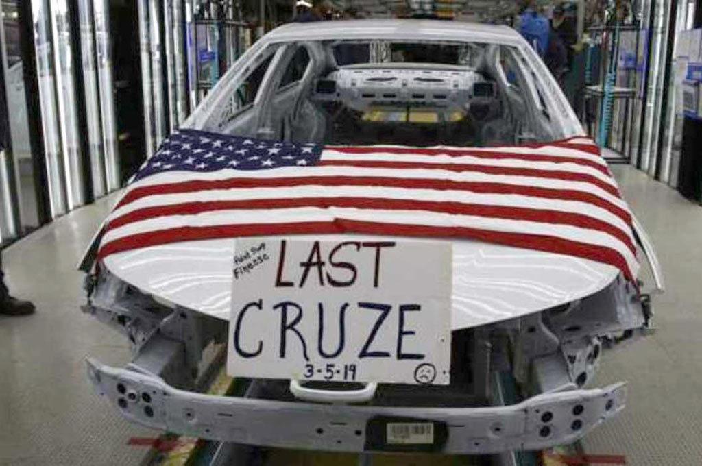 Chevrolet Cruze / Ohio EE.UU